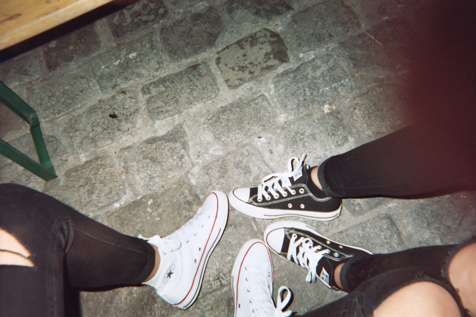 Pitchfork - Converse
