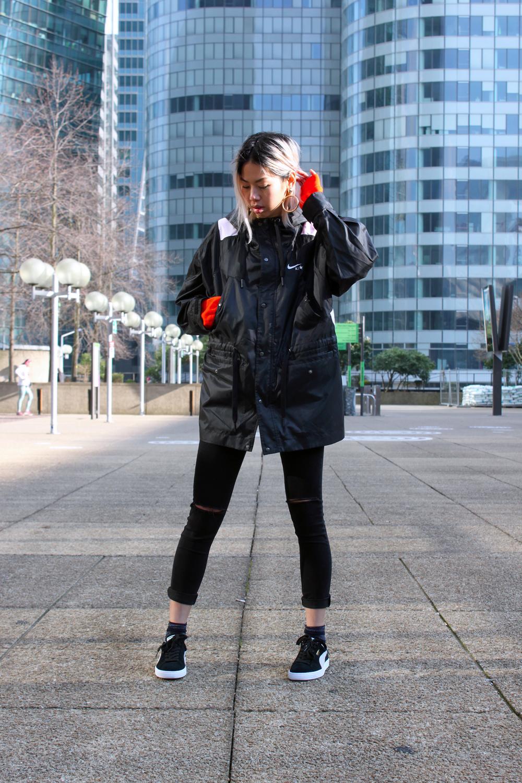 Riccardi Tisci Nike Jacket