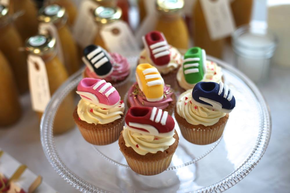 Cupcakes Baskets Puma