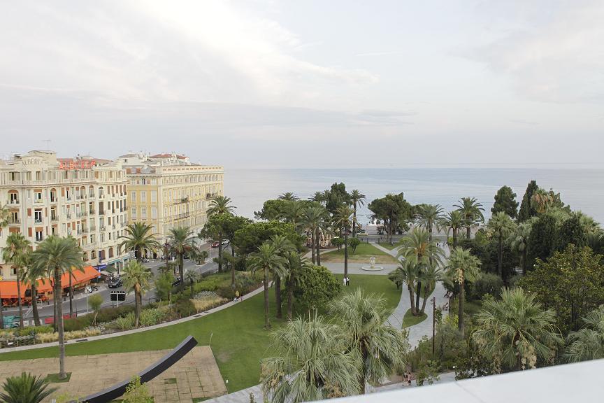 Plaza Athénée Terraza