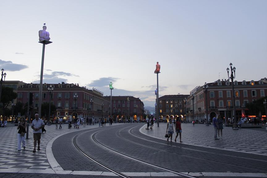 Nice France by Night 2
