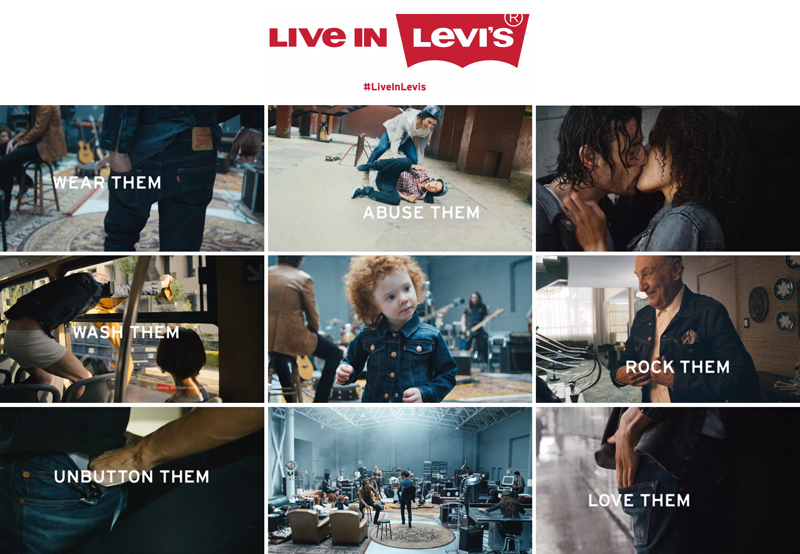 Live-in-Levi's