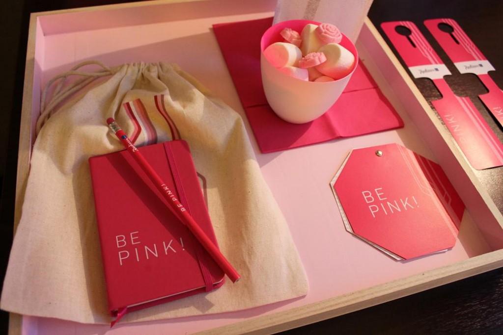 Be Pink Radisson Blu