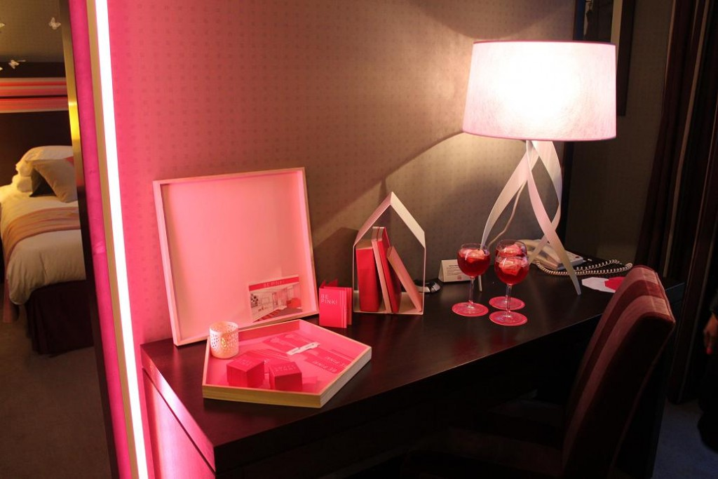 Be Pink Radisson Blu