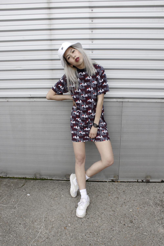 Fila dress