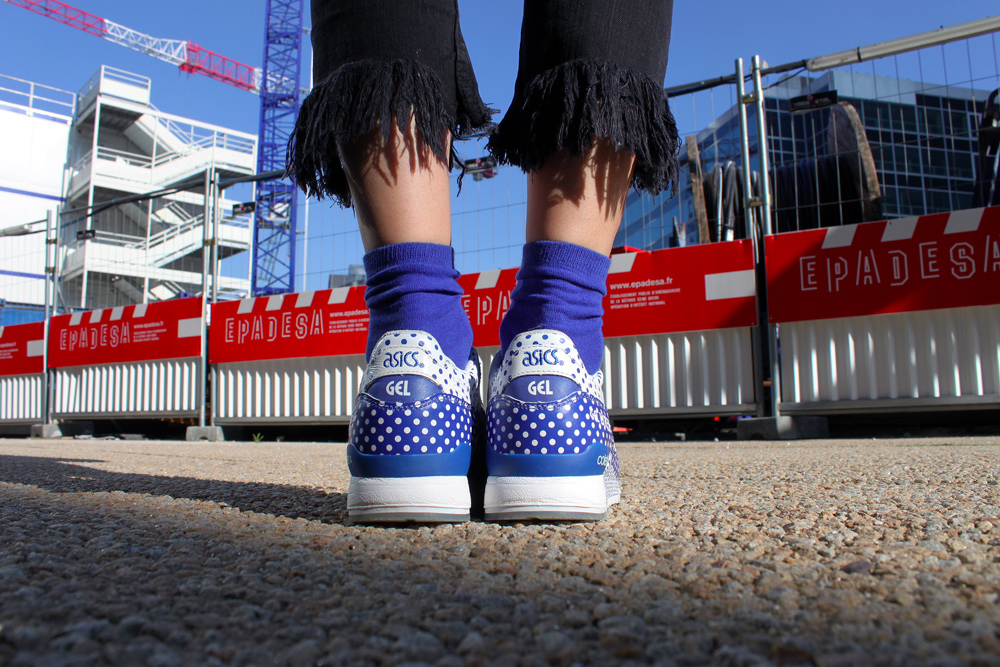 Asics x Colette sneakers