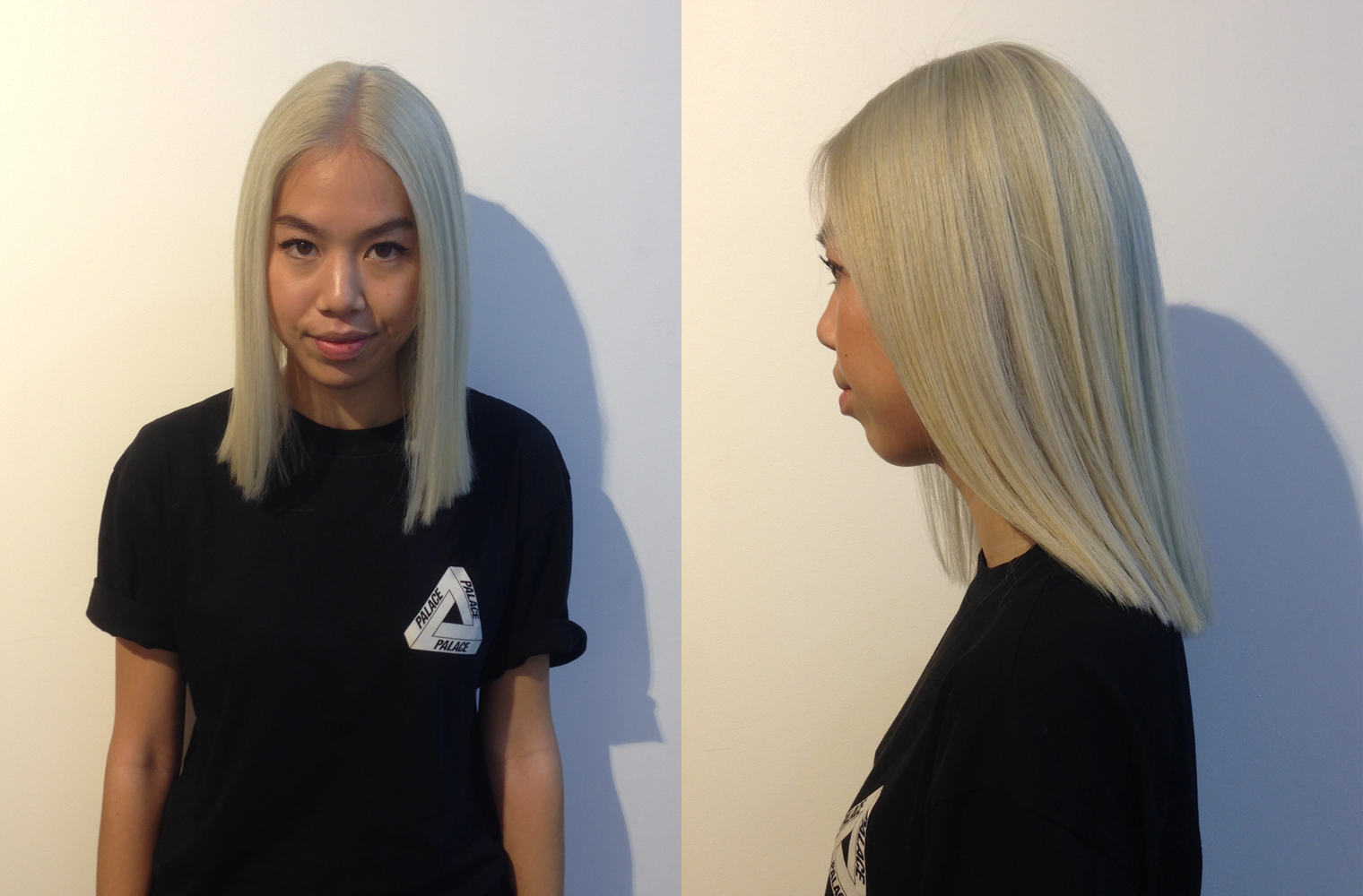 coloration blonde sur cheveux noir sans decoloration coloration des cheveux moderne. Black Bedroom Furniture Sets. Home Design Ideas