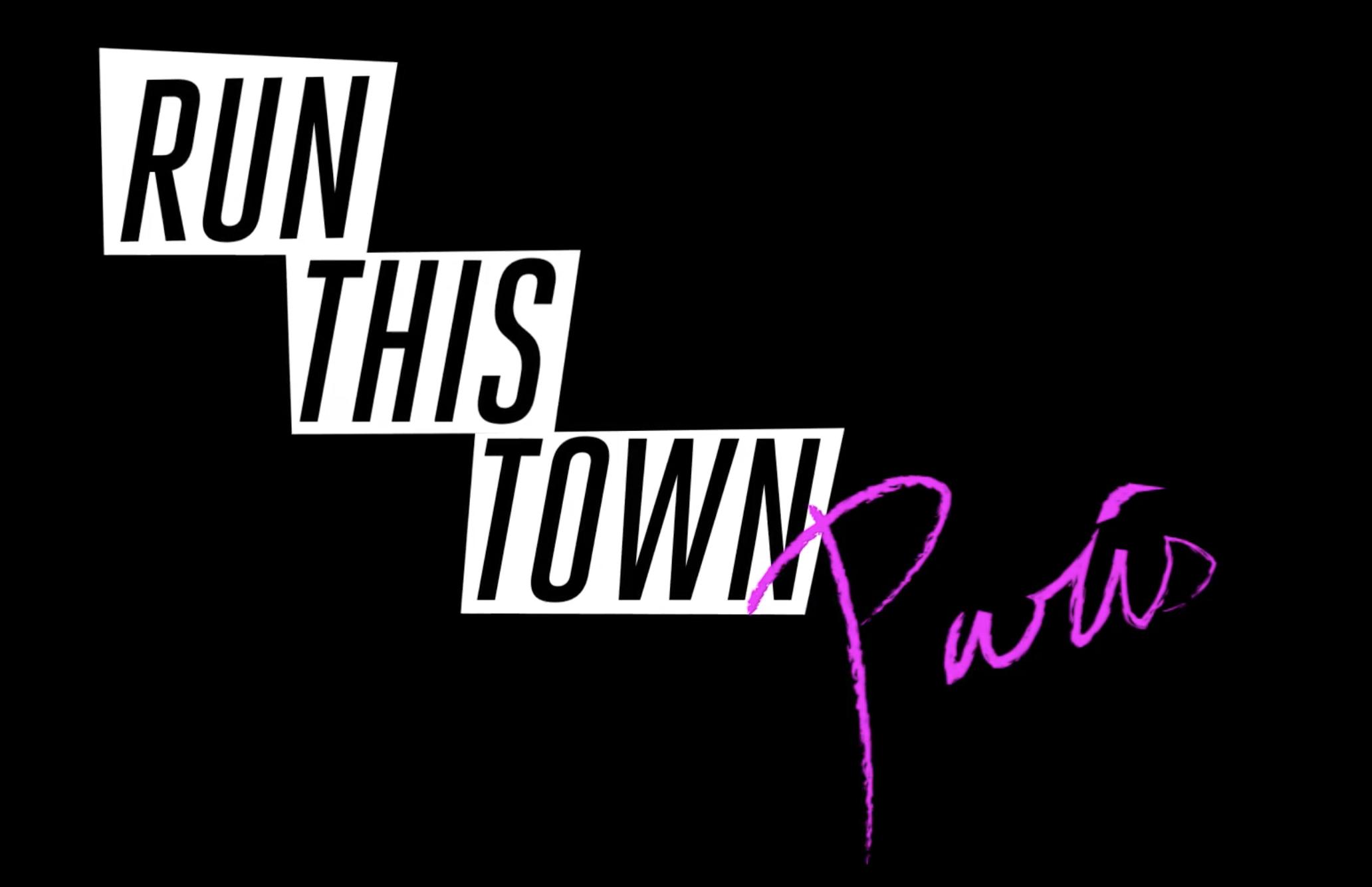 Run this town Paris - Self Magazine x Candy Rosie