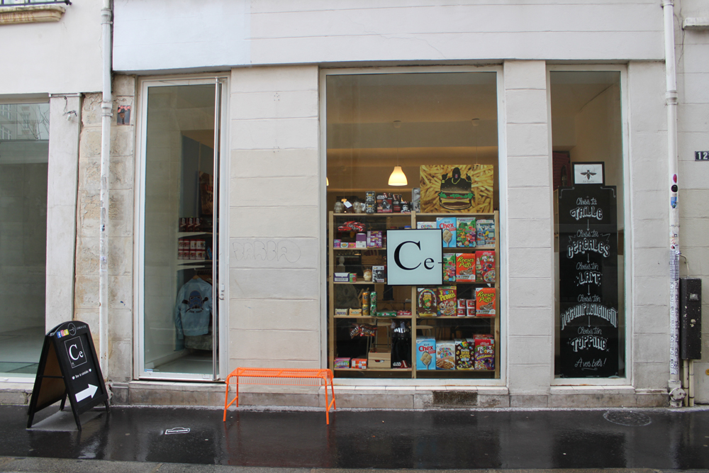Cerealiste Paris 14