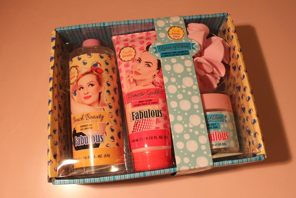 Pamper Time Bubbles Gift Set