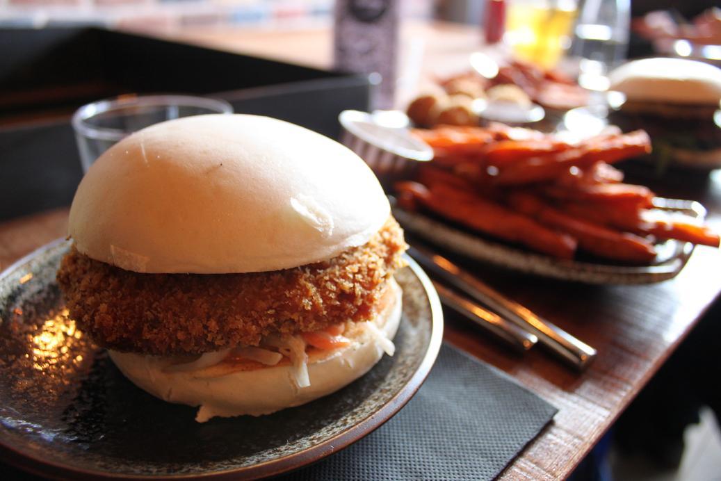 Siseng Bao Burger KAÏ