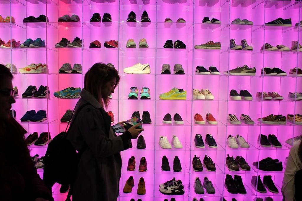 Sneakers filles
