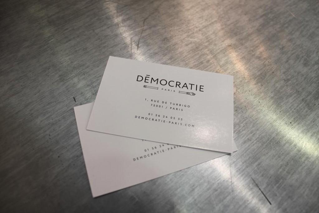 Démocratie Paris Concept Store