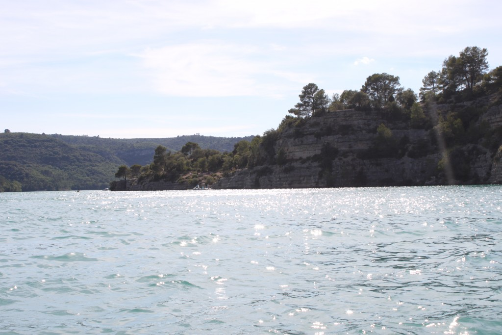 Lac d'esparron