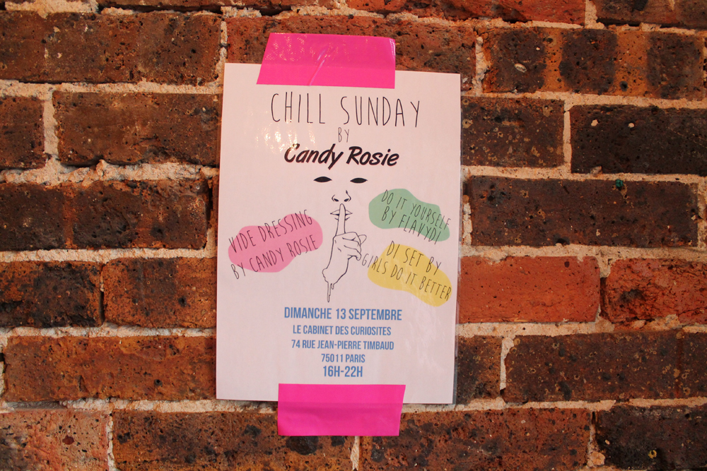 Chill Sunday by Candy Rosie