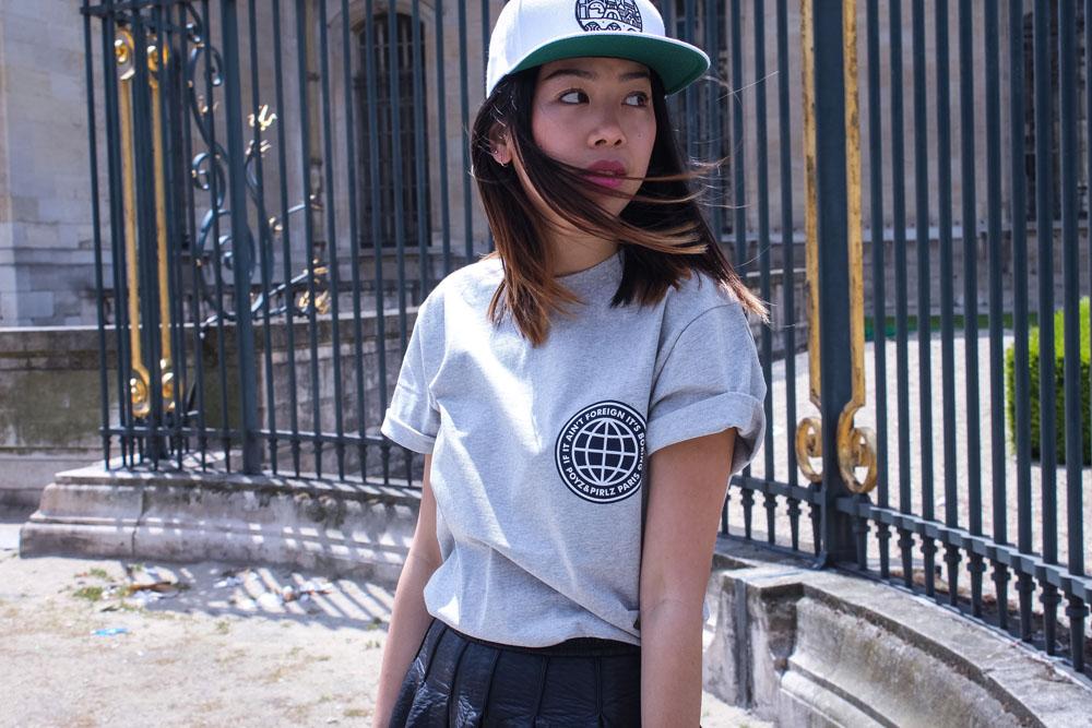 T shirt Poyz & Pirlz