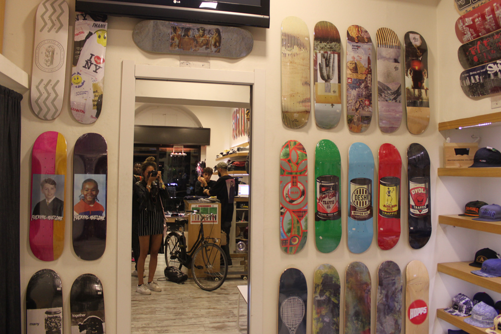 Skate Shop Milano