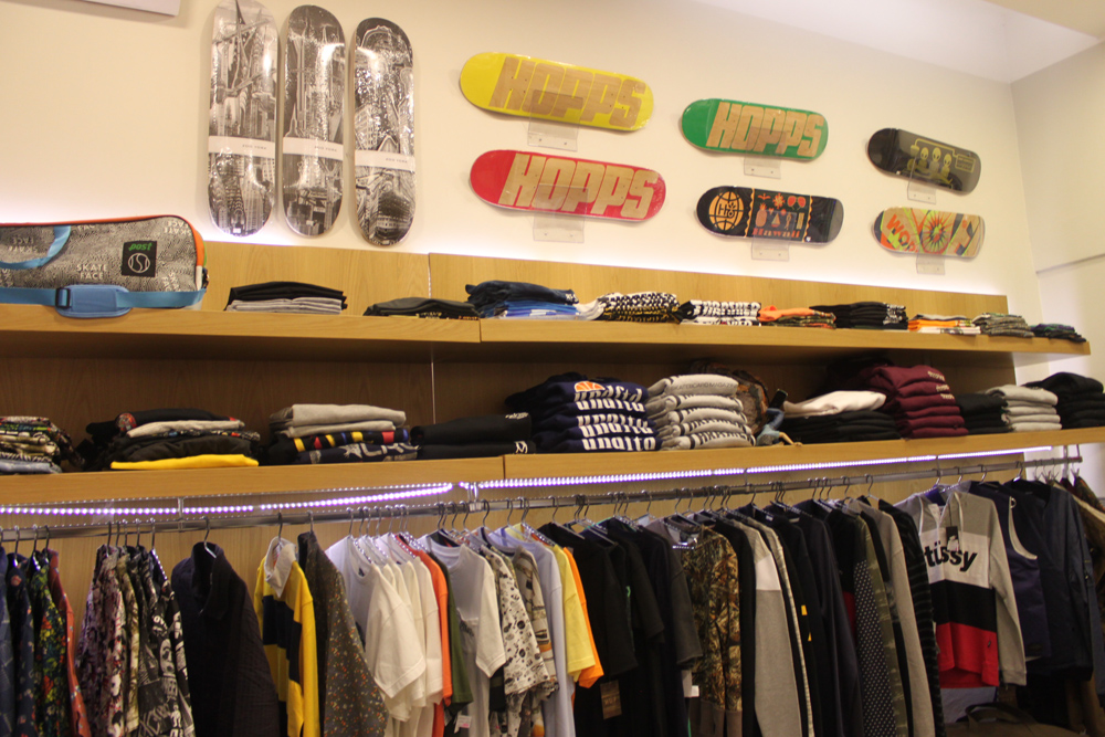 Fibol skate shop