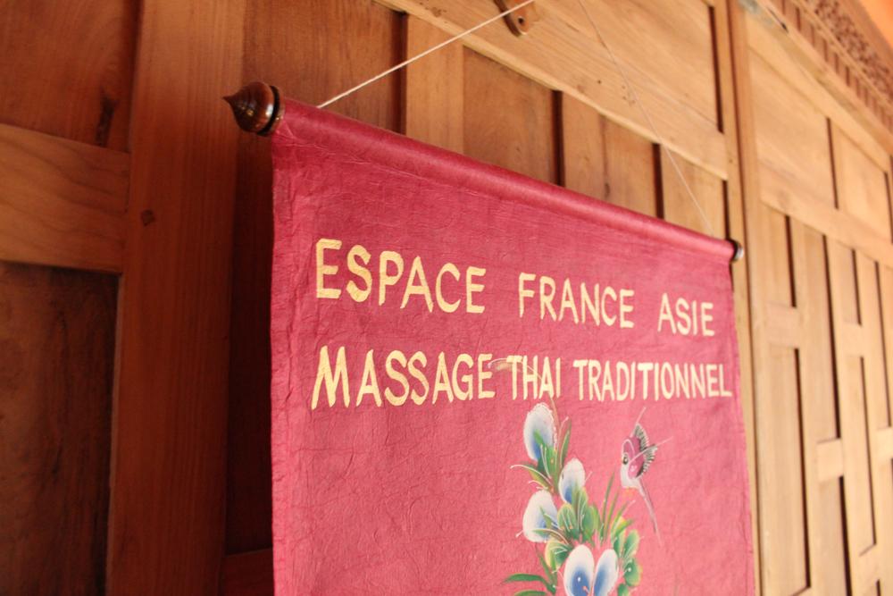 Massage Thaïlandais Paris