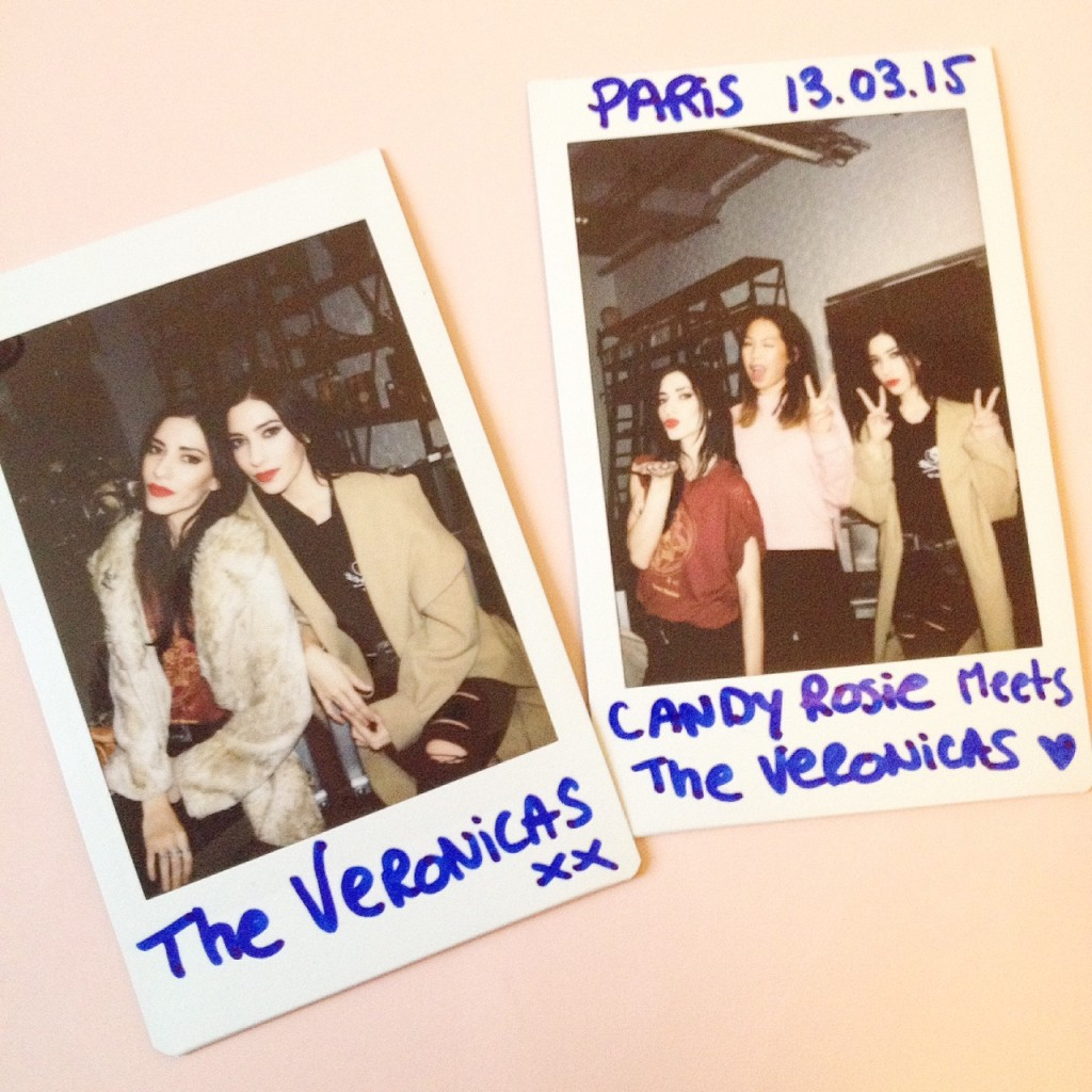 Instax The Veronicas