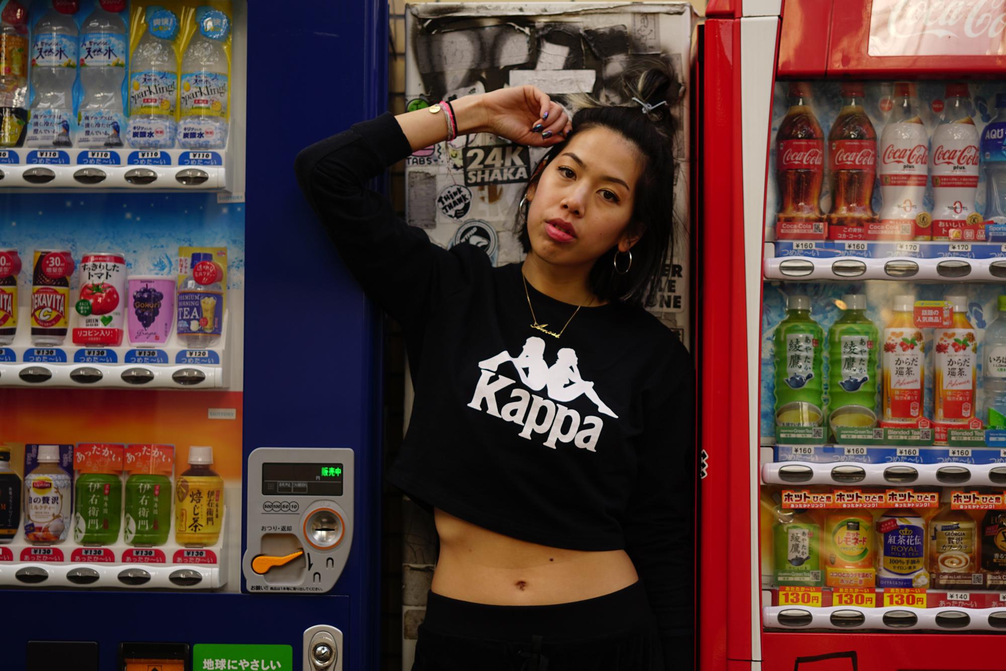 Kappa x Candy Rosie 2