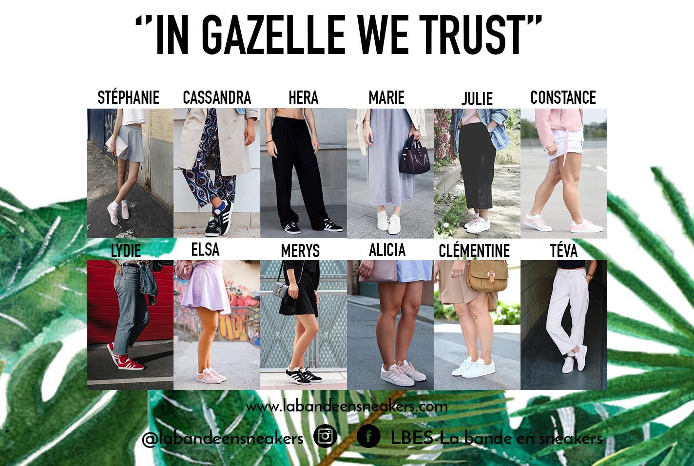 LBES #7 IN GAZELLE WE TRUST