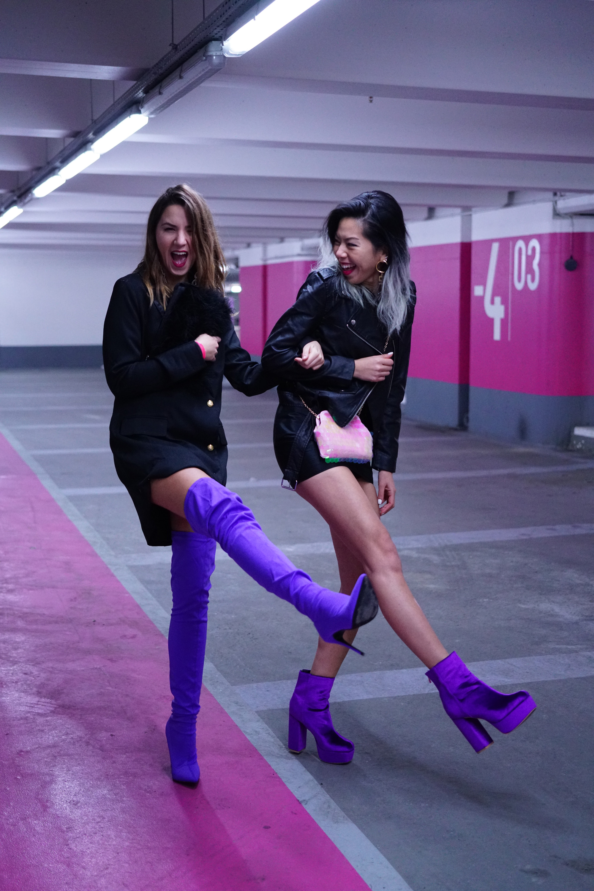 La Pairz en Missguided 3