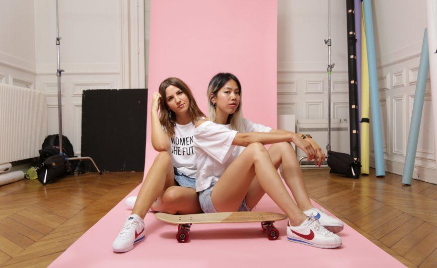 La Pairz x Nike Cortez