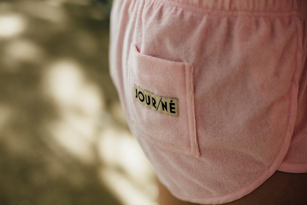 Jour/né pink short