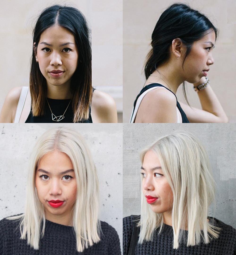 comment avoir les cheveux gris