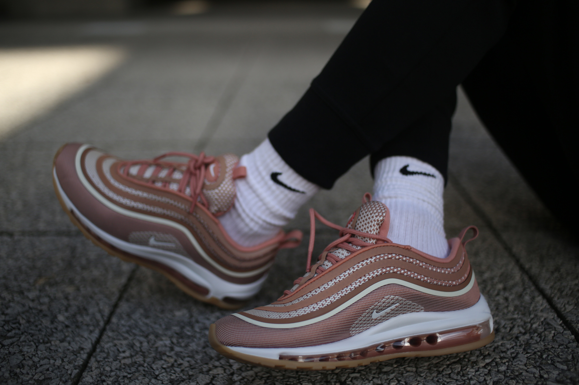 Nike Air Max 97 rose gold 2