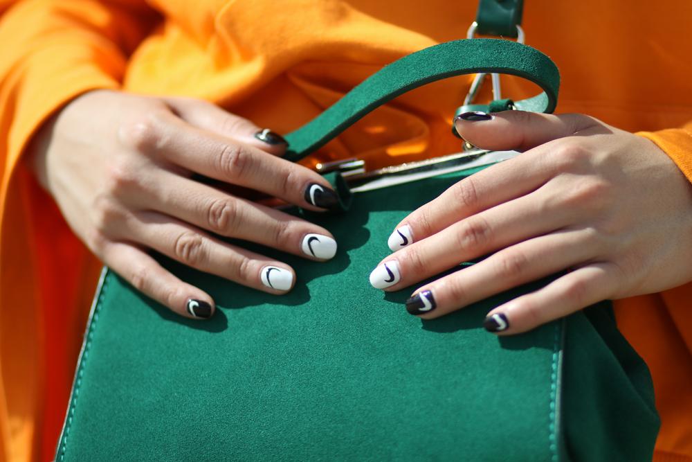 Nike nails by Yukobyyuko 2