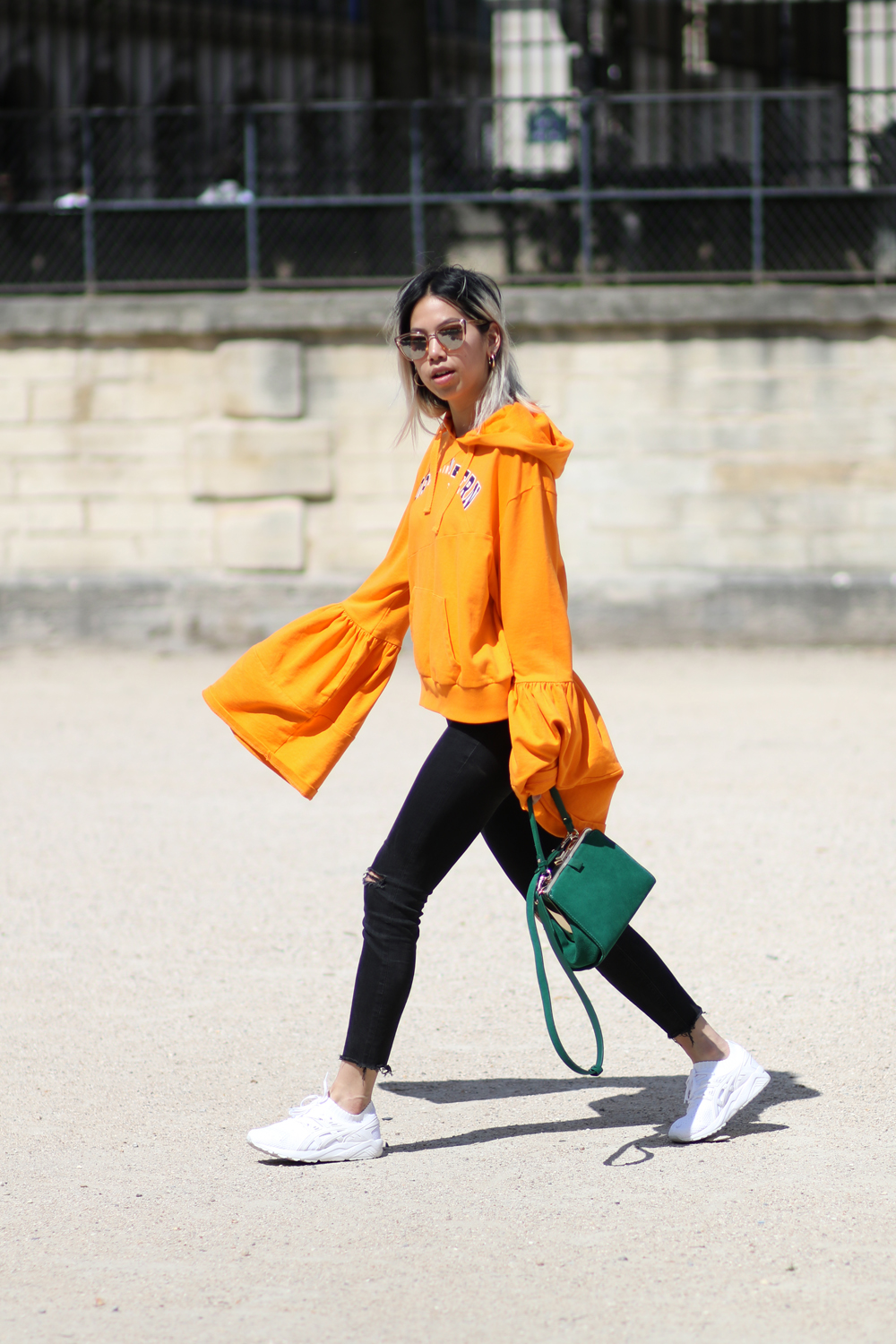 Pull asos oversized orange 3