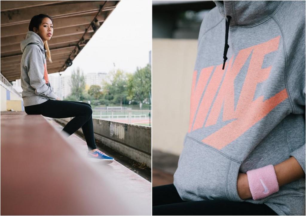 Nike x Candy Rosie