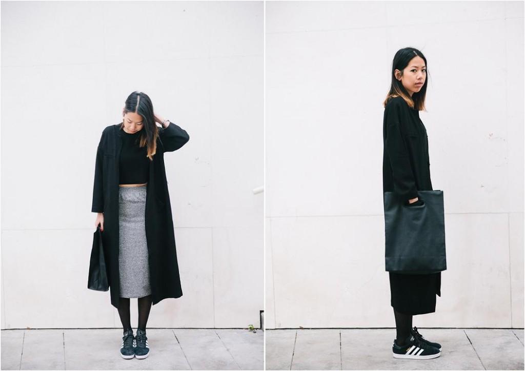 Candy Rosie Monki black jacket