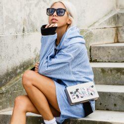 shooting blogueuse tuileries paris sur mode whosnext premiere cl