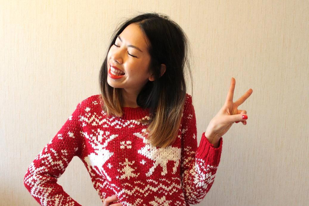 Christmas jumper Boohoo