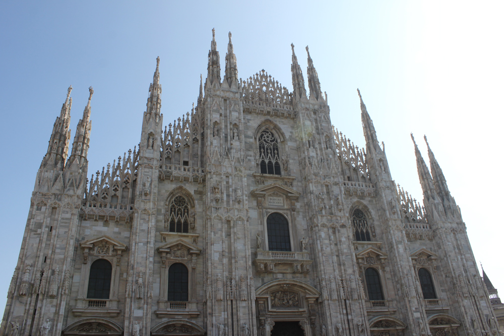 Cathédrale Duomo