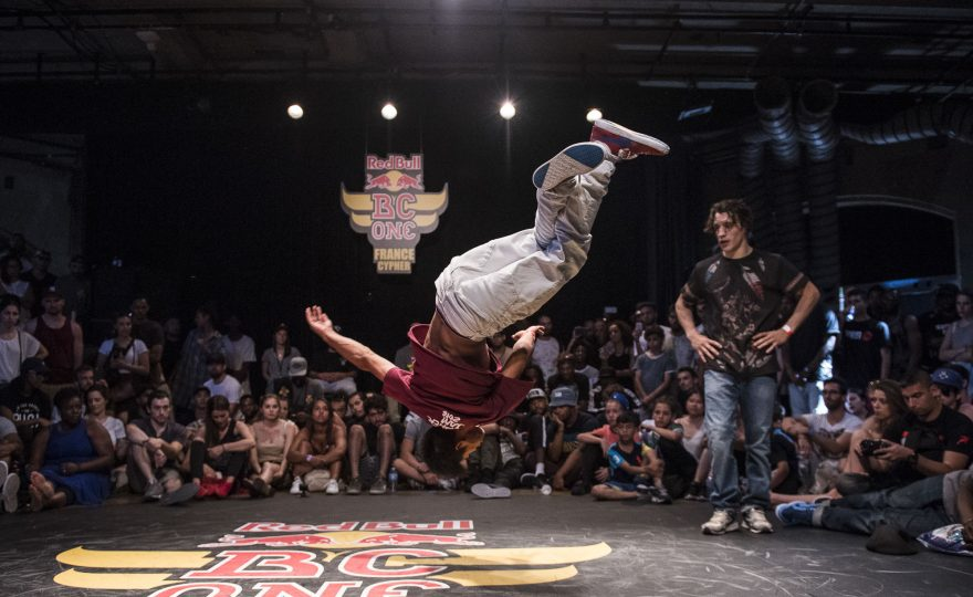 Will (winner) competes at the WIP Villette during the Red Bull BC One France Cypher Final in Paris, France on July 10th 2016.