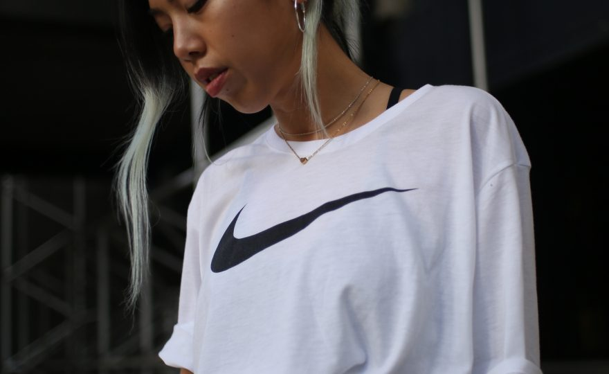 Nike Swoosh tshirt 3